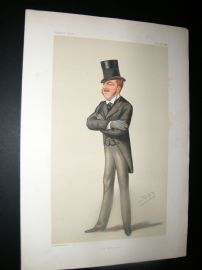 Vanity Fair Print 1876 Viscount Macduff